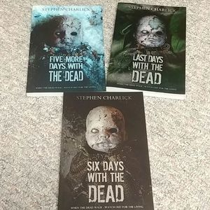 Zombie Books by Stephen Charlick